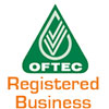 Oftec registered business